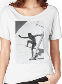Hans 01 Women's Relaxed Fit T-Shirt