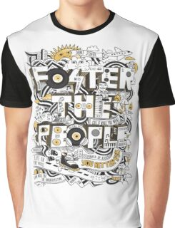 foster the people 2 Graphic T-Shirt