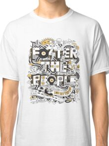 foster the people 2 Classic T-Shirt