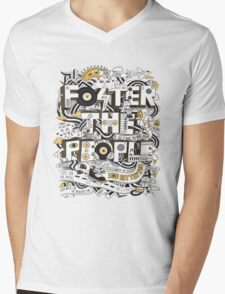foster the people 2 Mens V-Neck T-Shirt
