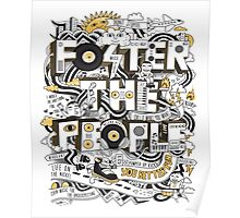 foster the people 2 Poster