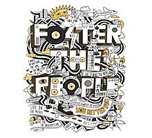 foster the people 2 Photographic Print