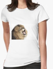 leon 3 Womens Fitted T-Shirt