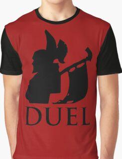 DUEL - The Legion Commander Graphic T-Shirt