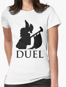 DUEL - The Legion Commander Womens Fitted T-Shirt