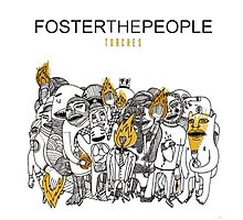 foster the people 3 Photographic Print
