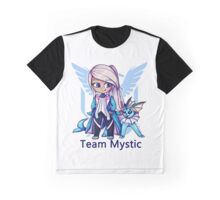 Team Mystic Chibi Graphic T-Shirt