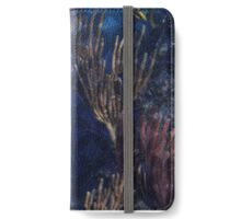 Cheerful Coral iPhone Wallet/Case/Skin