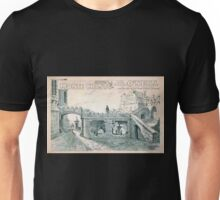 Performing Arts Posters Liebler and Cos tremendous production of Monte Cristo with Mr James ONeill as Edmond Dantes a character he has made world famous 1316 Unisex T-Shirt