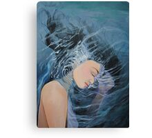 Her Cure Canvas Print