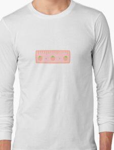 Cute ruler Long Sleeve T-Shirt