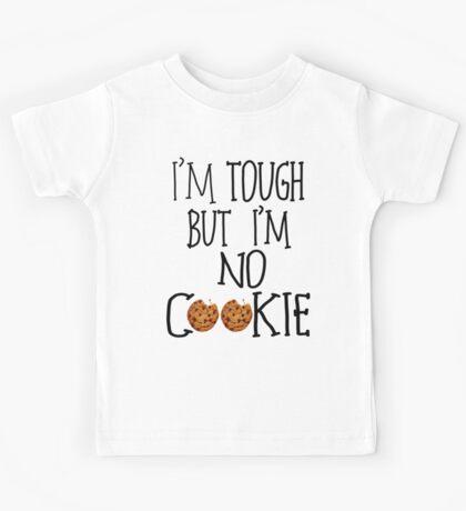 Tough But No Cookie Kids Tee