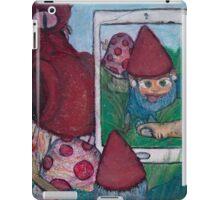 Gnome Selfie iPad Case/Skin
