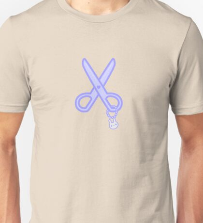 Cute scissors Unisex T-Shirt