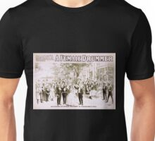 Performing Arts Posters Blaneys extravaganza success A female drummer 2000 Unisex T-Shirt