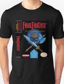 Final Fantasy: Box art Unisex T-Shirt