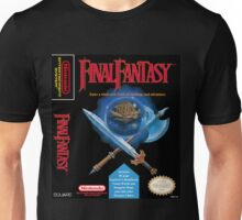 Final Fantasy: Box art Unisex T-Shirt