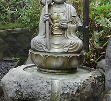 The Buddha of Ōwakudani by lucksmith