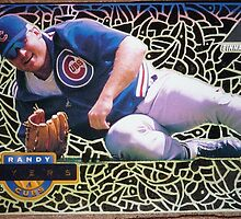 171 - Randy Myers by Foob's Baseball Cards