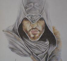 Ezio, the Mentor by Levi Scoullar-Walker