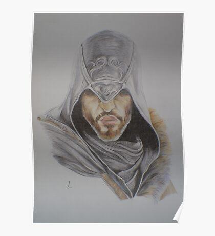 Ezio, the Mentor Poster