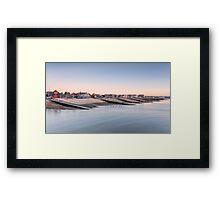 Whitstable Bay Framed Print