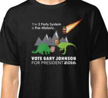 Vote Gary Johnson for President 2016 Classic T-Shirt