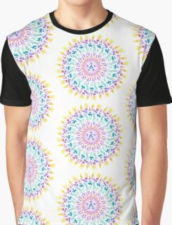 Psychedelic Cute <3 Graphic T-Shirt