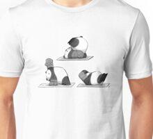 Pilates Panda Unisex T-Shirt