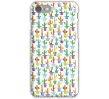 Silly Cacti iPhone Case/Skin