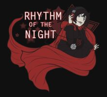 Feel the rhythm of the night by tofudelight
