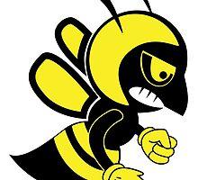 Bee Mascot by kwg2200