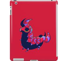 Bright Scolipede iPad Case/Skin