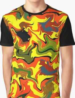 Autumn abstractions Graphic T-Shirt
