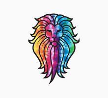 Rainbow Tie Dye Lion Unisex T-Shirt