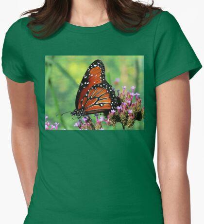 Queen of the Garden Womens Fitted T-Shirt