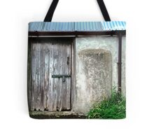 Old shed - Ramelton, County Donegal, Ireland Tote Bag