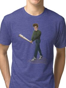 Stranger Things Steve Harrington Tri-blend T-Shirt