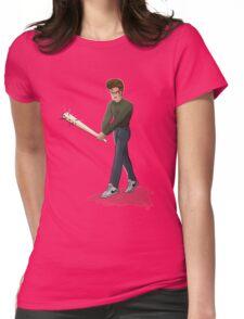Stranger Things Steve Harrington Womens Fitted T-Shirt