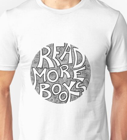Read More Books Unisex T-Shirt