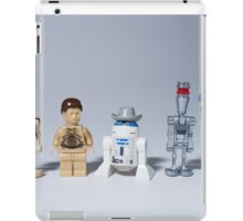 The droids you are looking for iPad Case/Skin
