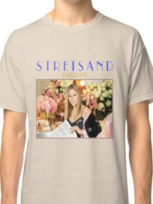 TSHIRT MUSIC STYLE  STREISAND 2016 Classic T-Shirt