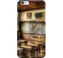 One Room School iPhone Case/Skin