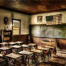 One Room School by Lois  Bryan