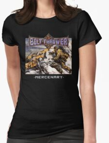 Bolt Thrower Womens Fitted T-Shirt