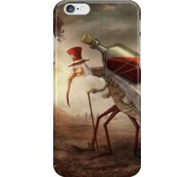 Old mosquito iPhone Case/Skin
