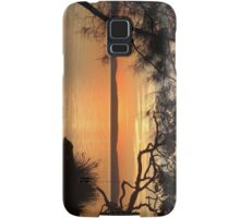 Super Sunset at Magical Myall Samsung Galaxy Case/Skin
