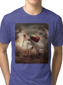 Old mosquito Tri-blend T-Shirt