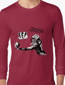 AJ Green - Cincinnati Bengals Long Sleeve T-Shirt