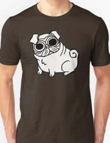 Pug-eyed Unisex T-Shirt